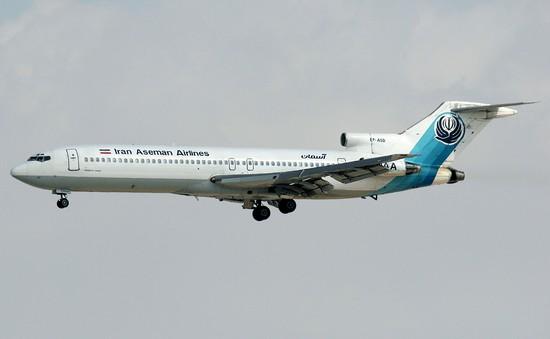 самолет Iran Aseman